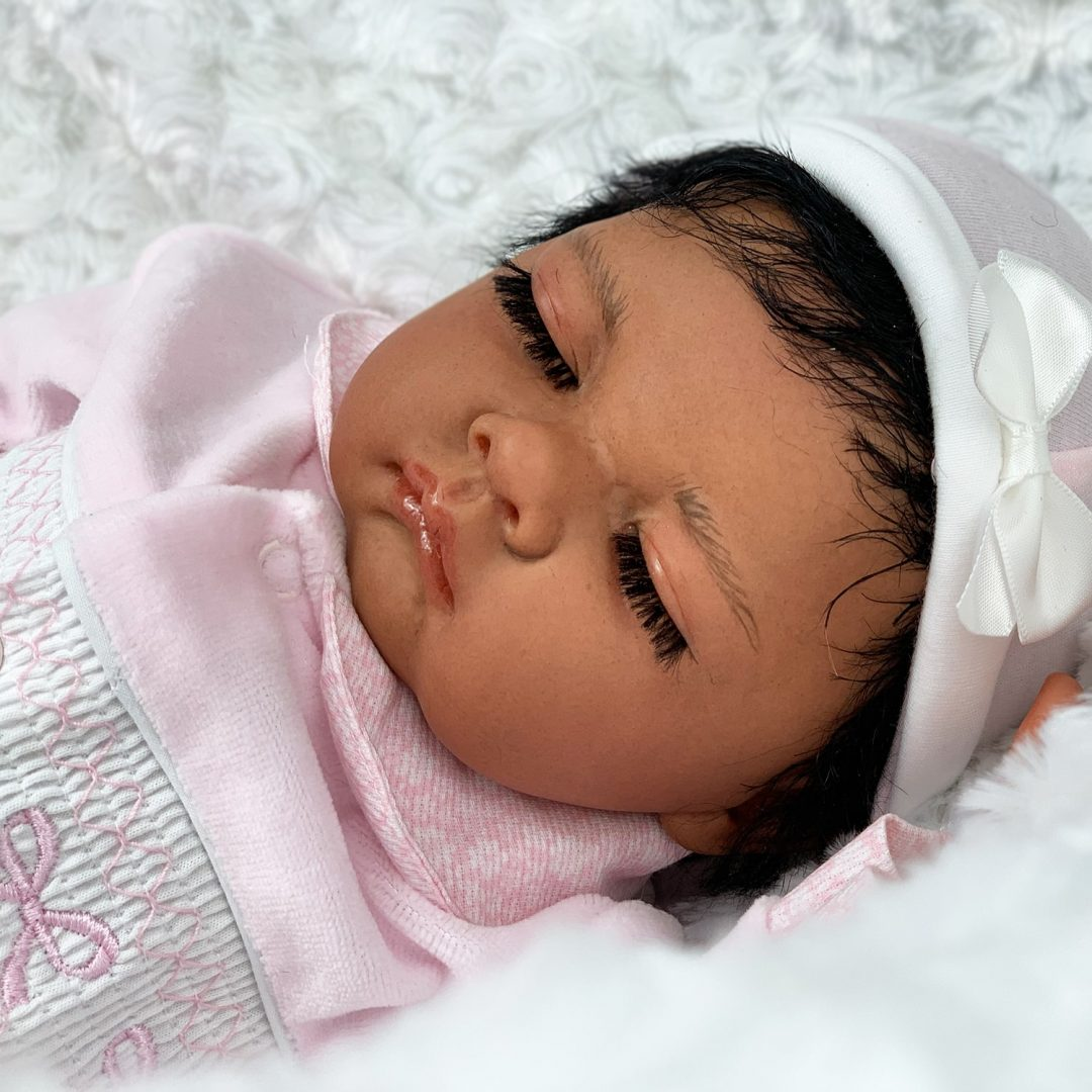 Aleta Girl Rebon Baby Doll Mary Shortle