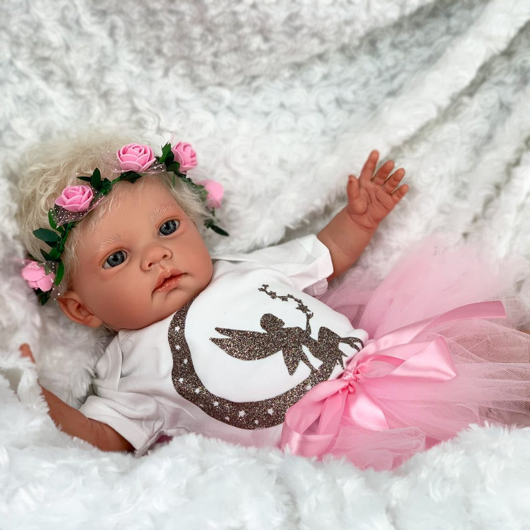 Alvina Fairy Reborn Girl Mary Shortle