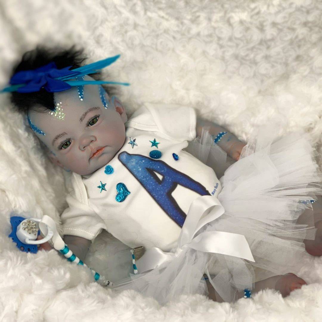 Atlanta Avatar Reborn Mary Shortle