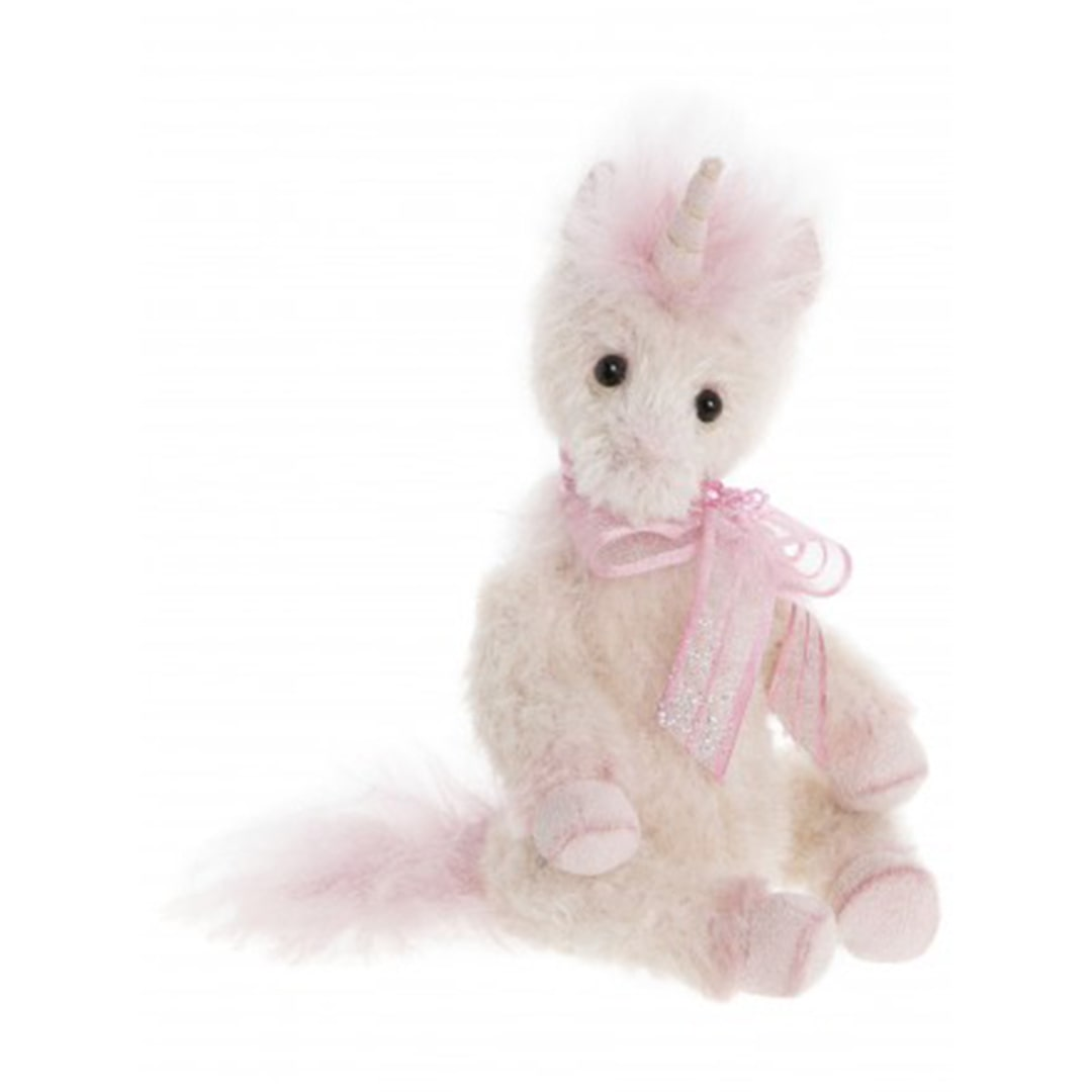 Bijou Unicorn Charlie Bears Teddy Mary Shortle