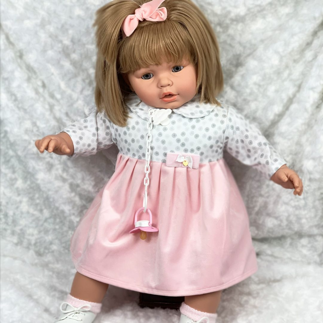 Bronte Marina & Pau Doll Toddler Mary Shortle
