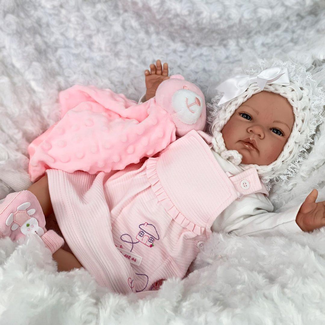 Cherish Reborn Girl Mary Shortle