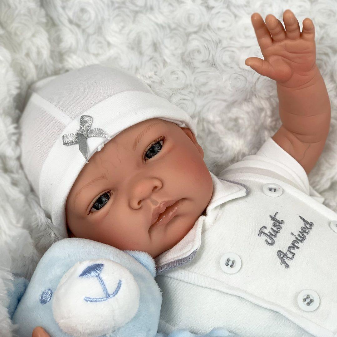 Delano Reborn Boy Mary Shortle