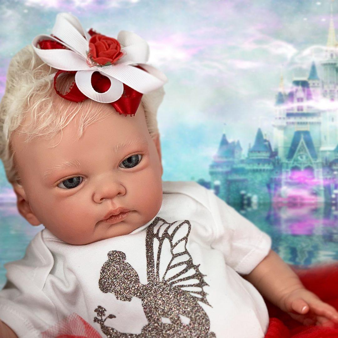 Fairy Twinkle Reborn Girl Mary Shortle
