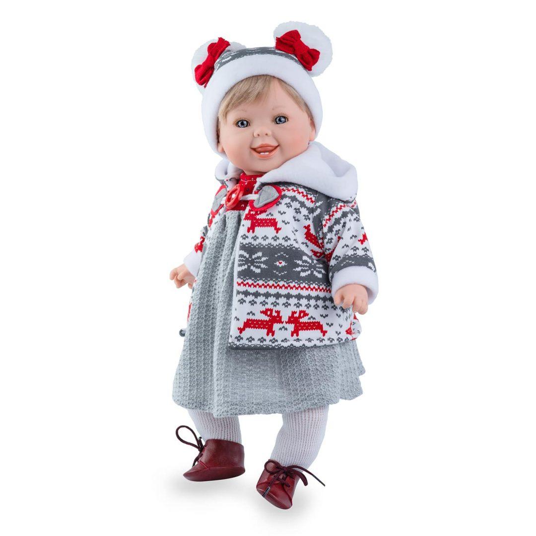 Hollie Marina Pau Girl Doll Mary Shortle