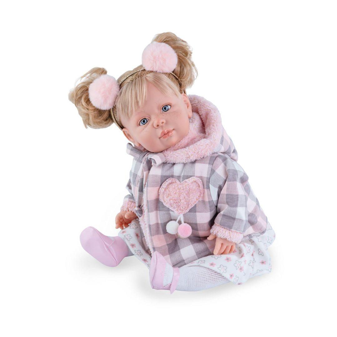 Liberty Marina Pau Girl Doll Mary Shortle