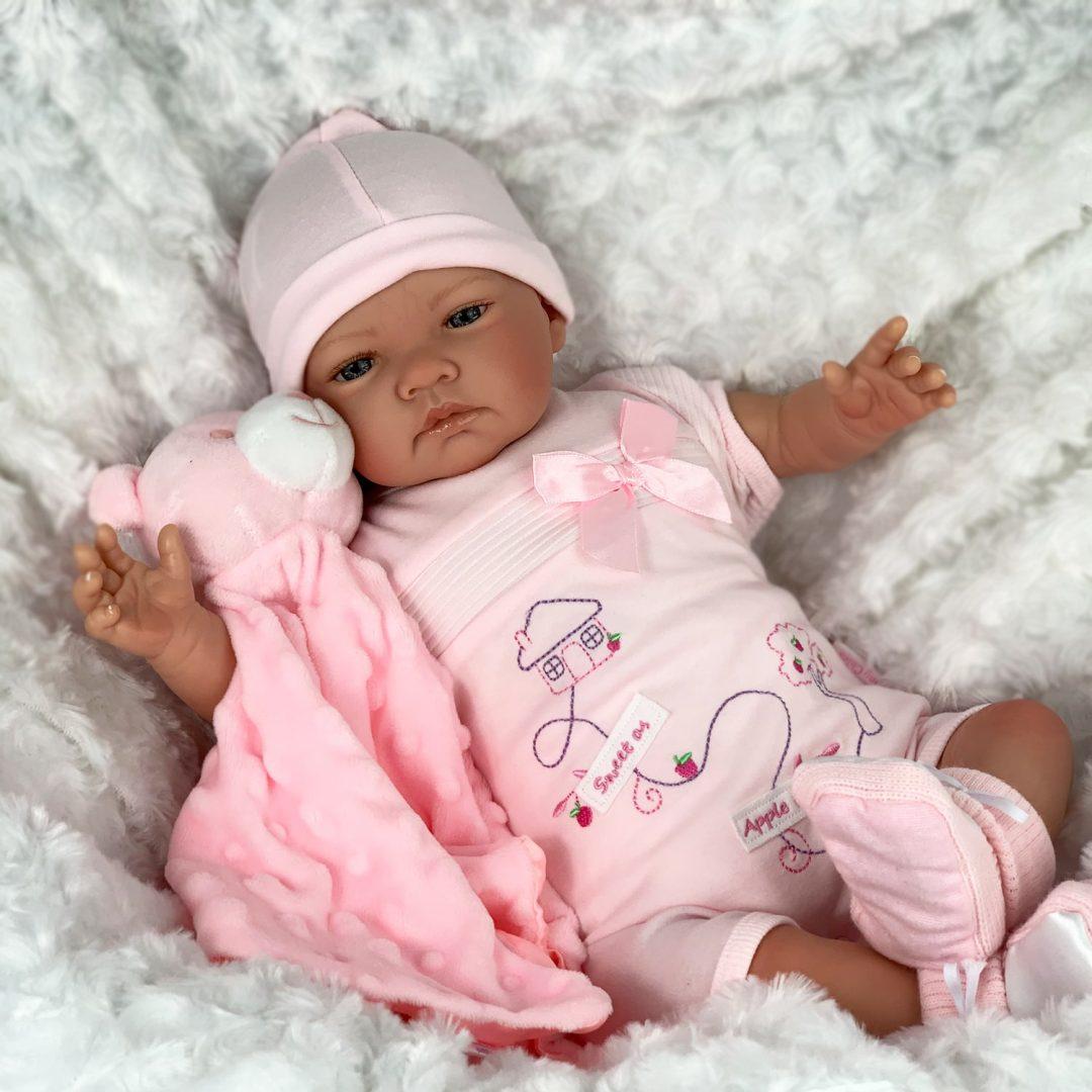 Lou - Anne Reborn Girl Mary Shortle