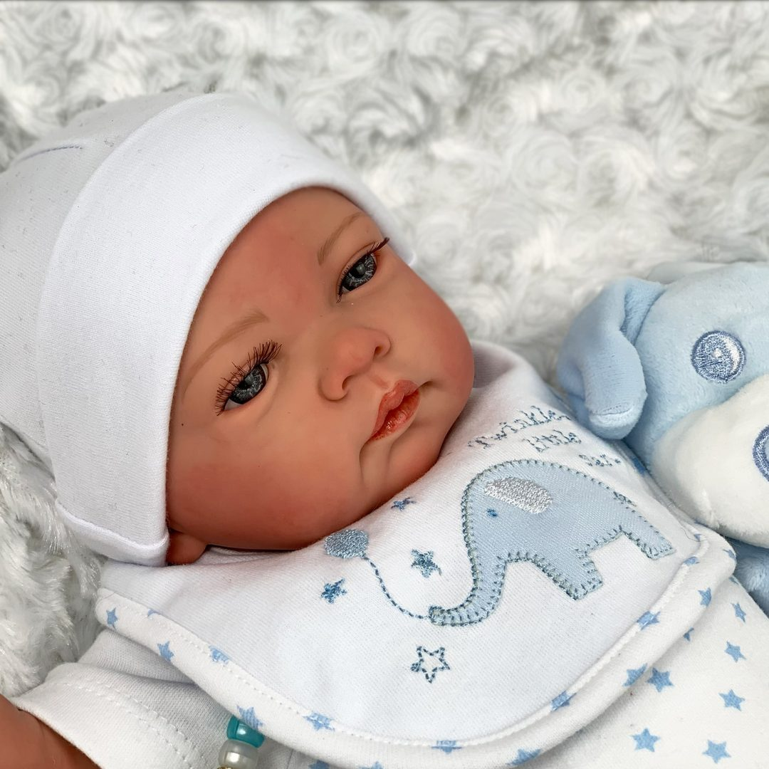 Samuel Boy Baby Doll Mary Shortle