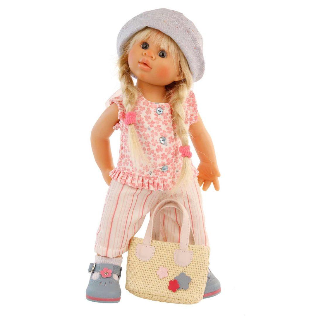 Schildkrot Wichtel Doll Blonde Lilli Muller Mary Shortle