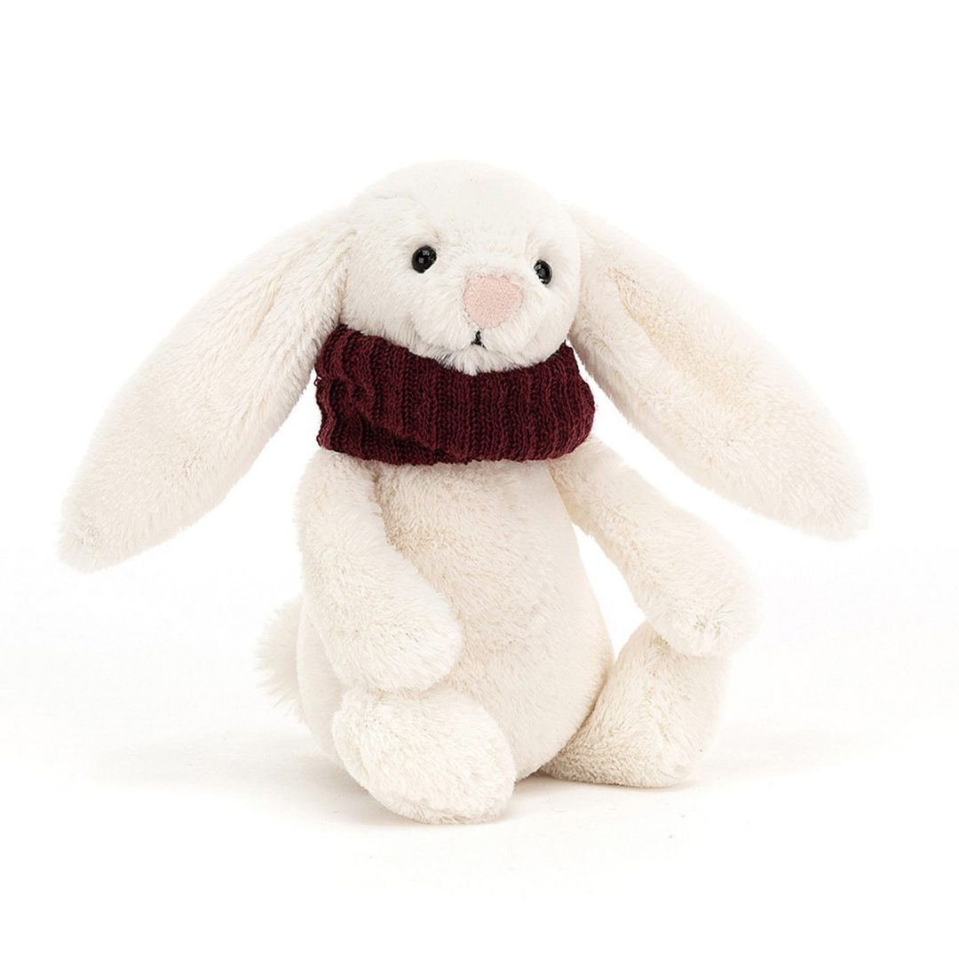 Bashful Snug Bunny Berry Jellycat Teddy Mary Shortle