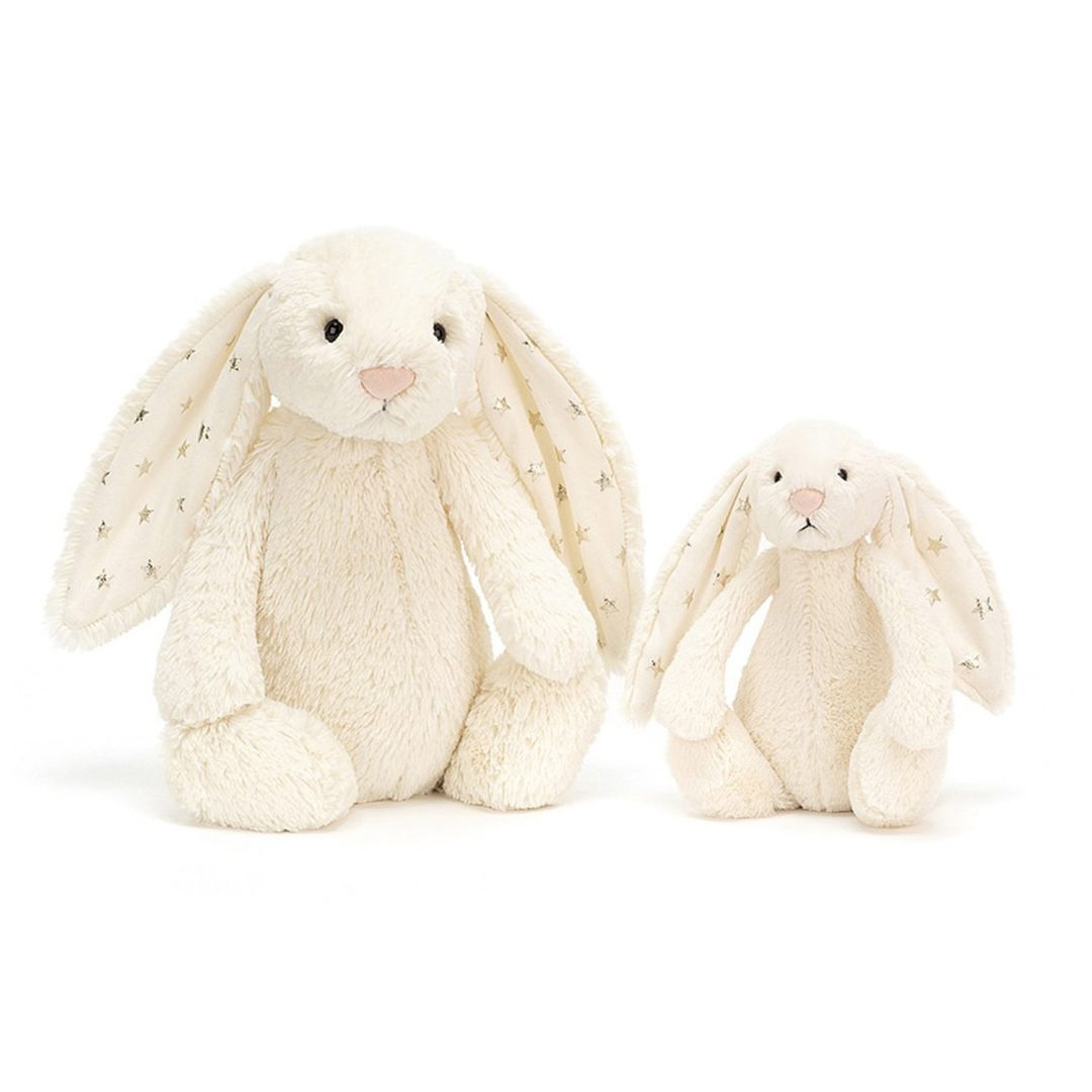 Bashful Twinkle Bunny Jellycat Teddy Mary Shortle