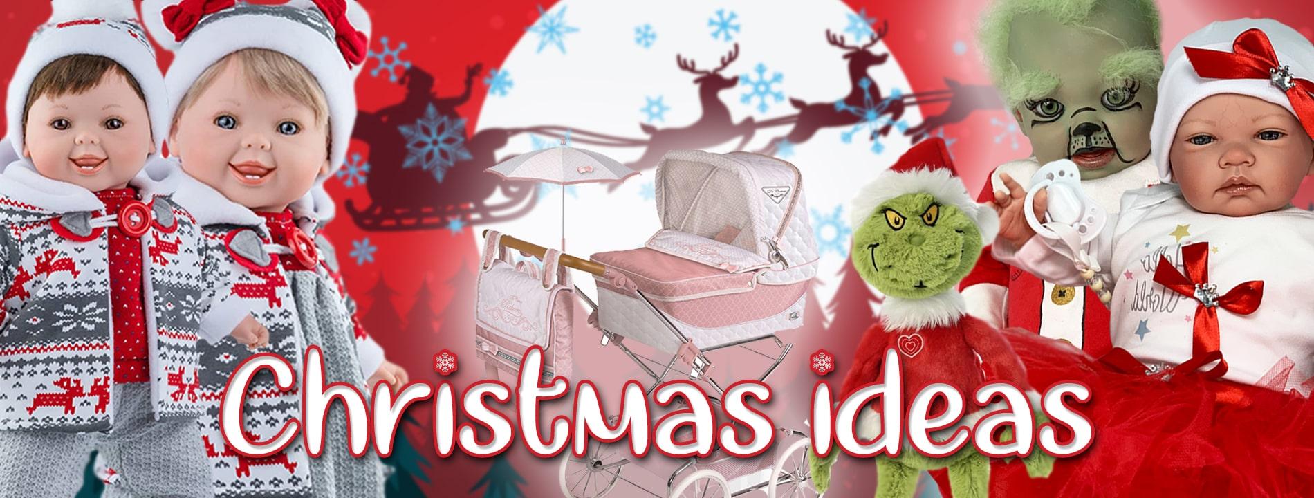 Christmas Ideas Banner