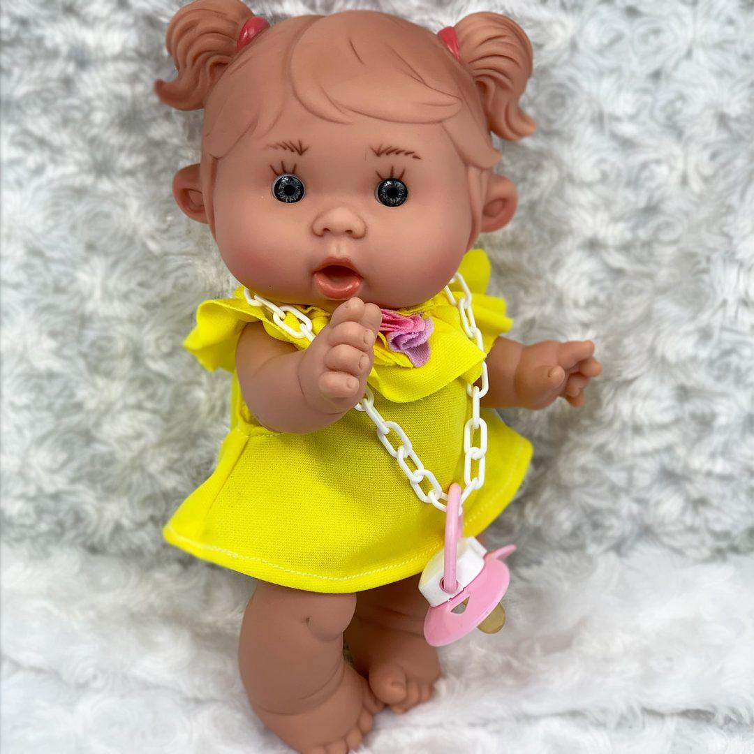 Pepotes Sally Marina Pau Doll Mary Shortle