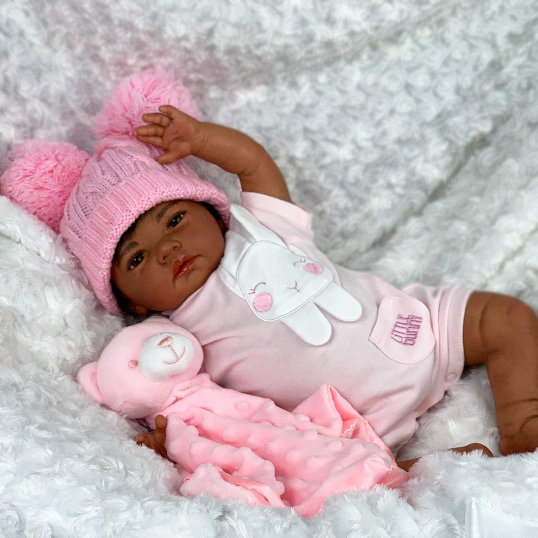 Saffron Reborn Girl Mary Shortle