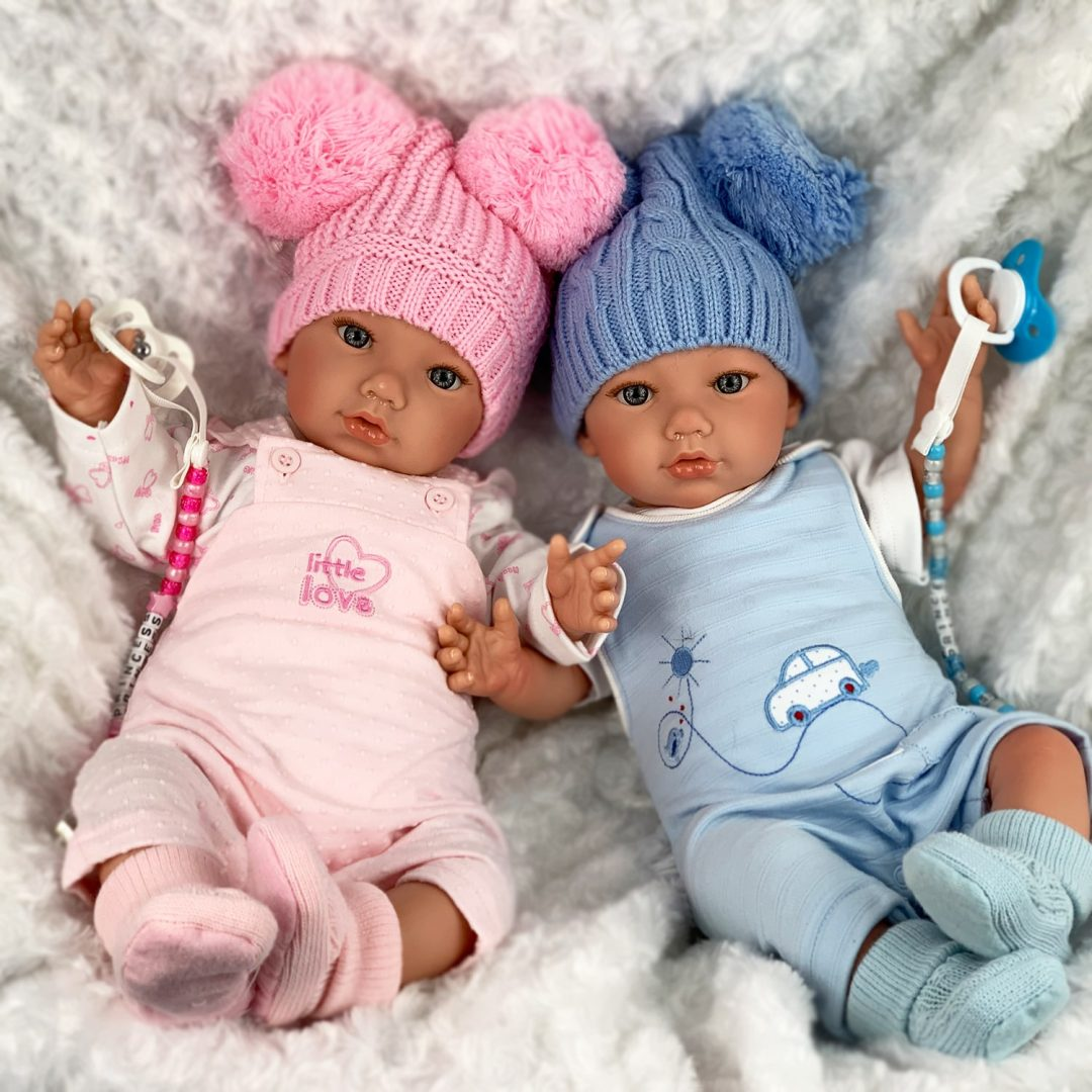 Charlotte and Cameron twin set reborn Mary Shortle