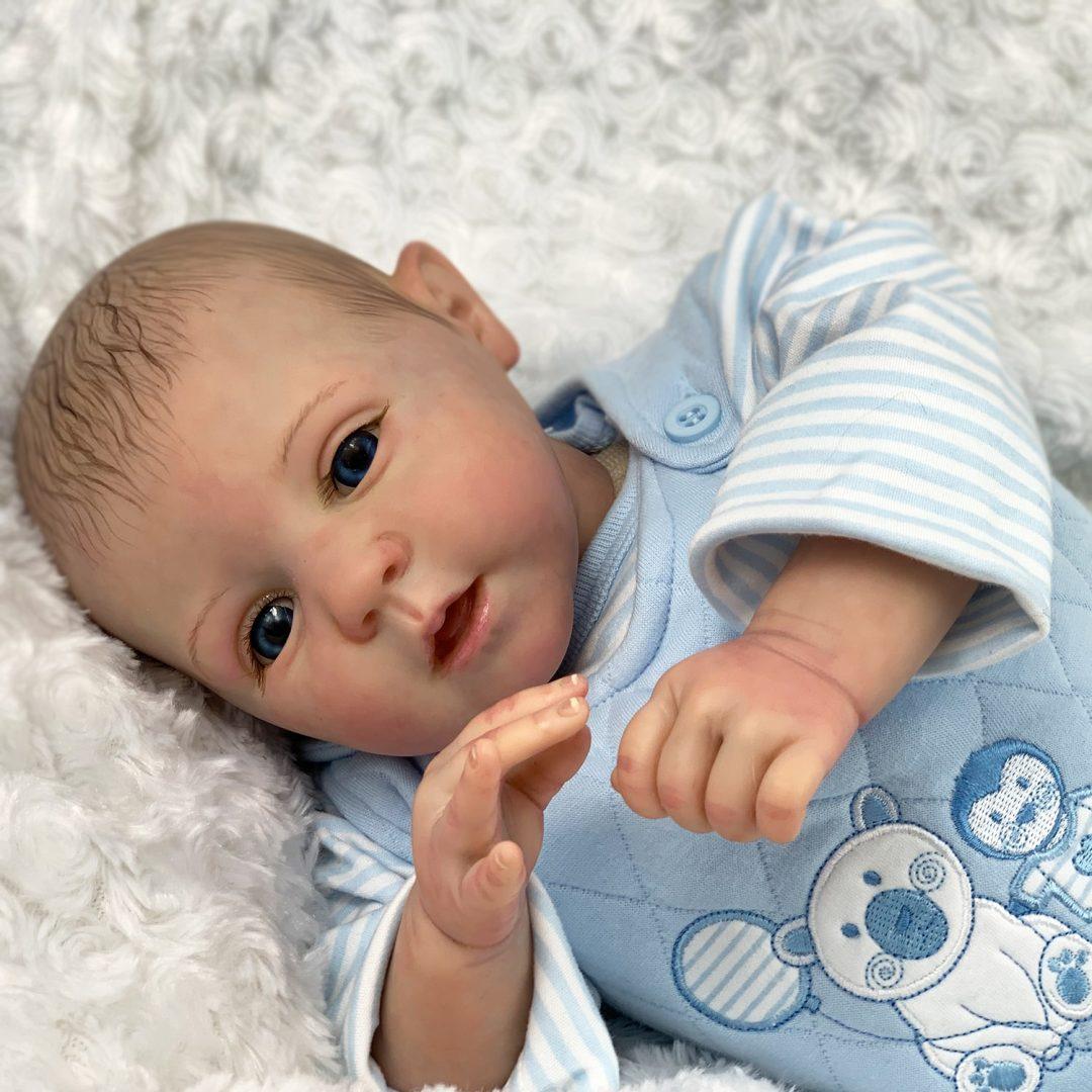 Premier Jake Reborn Boy Mary Shortle