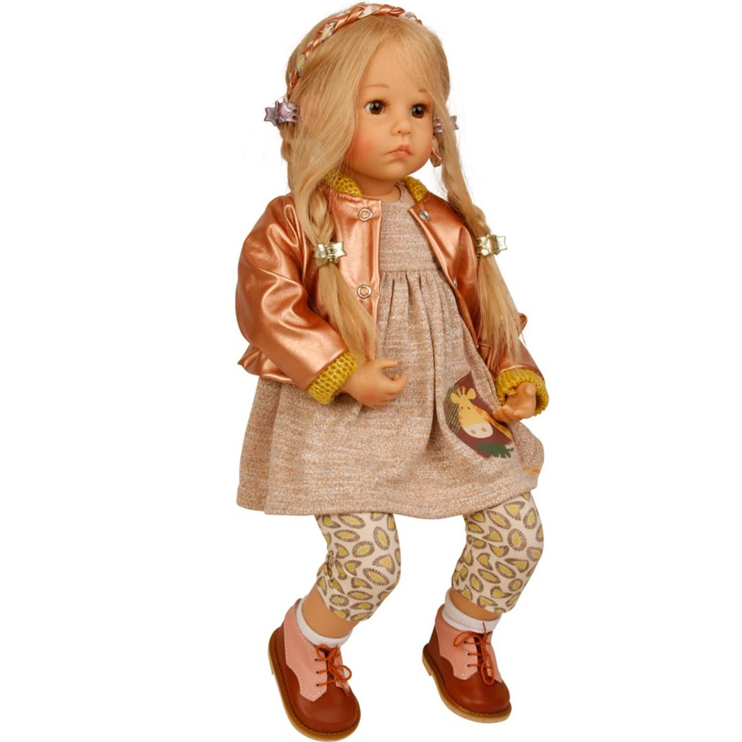 Puppe Elena Schildkrot Collector Doll Mary Shortle