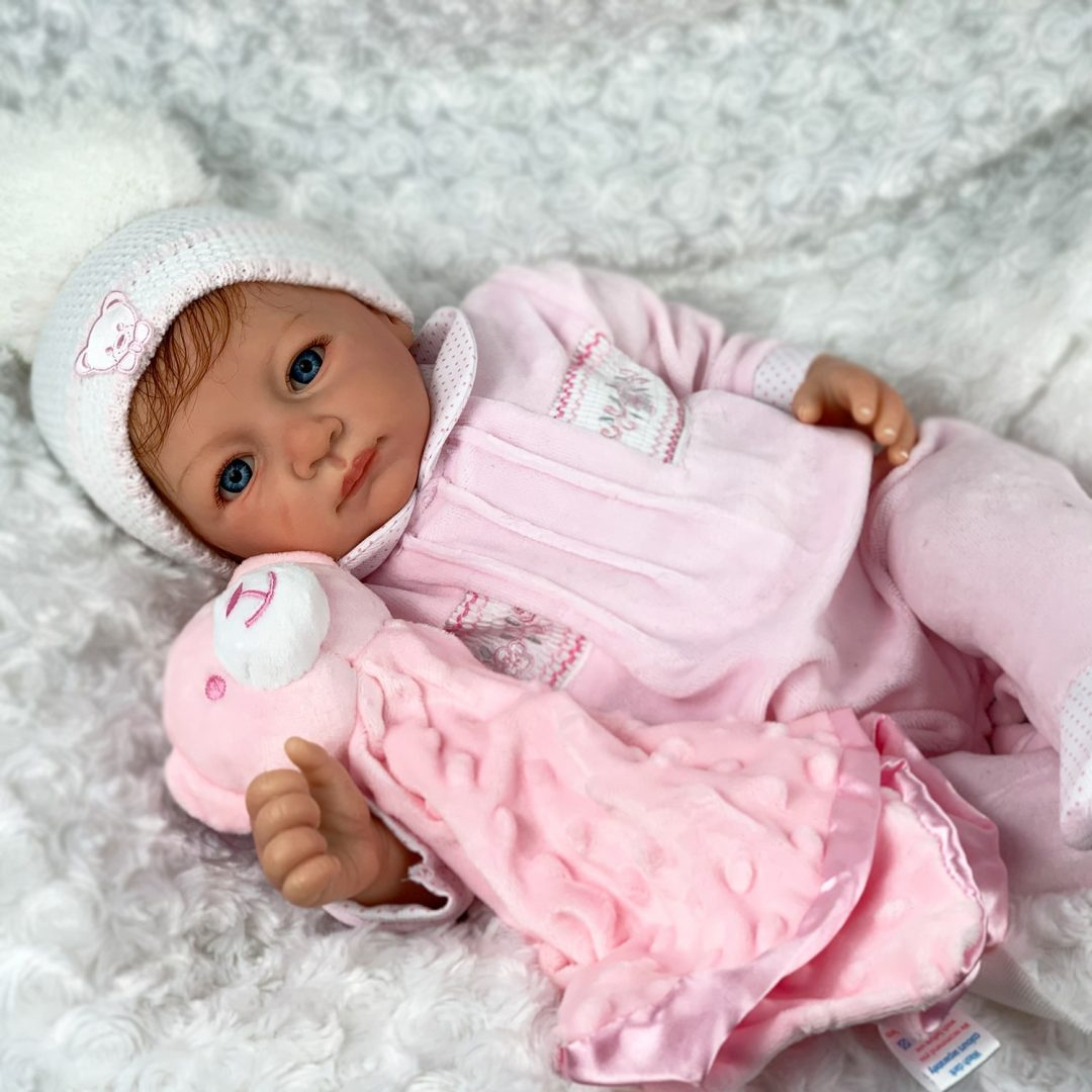 Reborn Baby Amy Mary Shortle