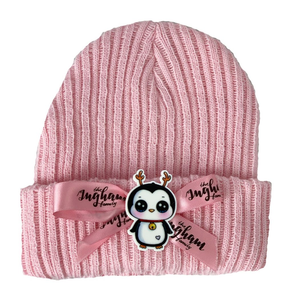 ingham pink winter hat mary shortle