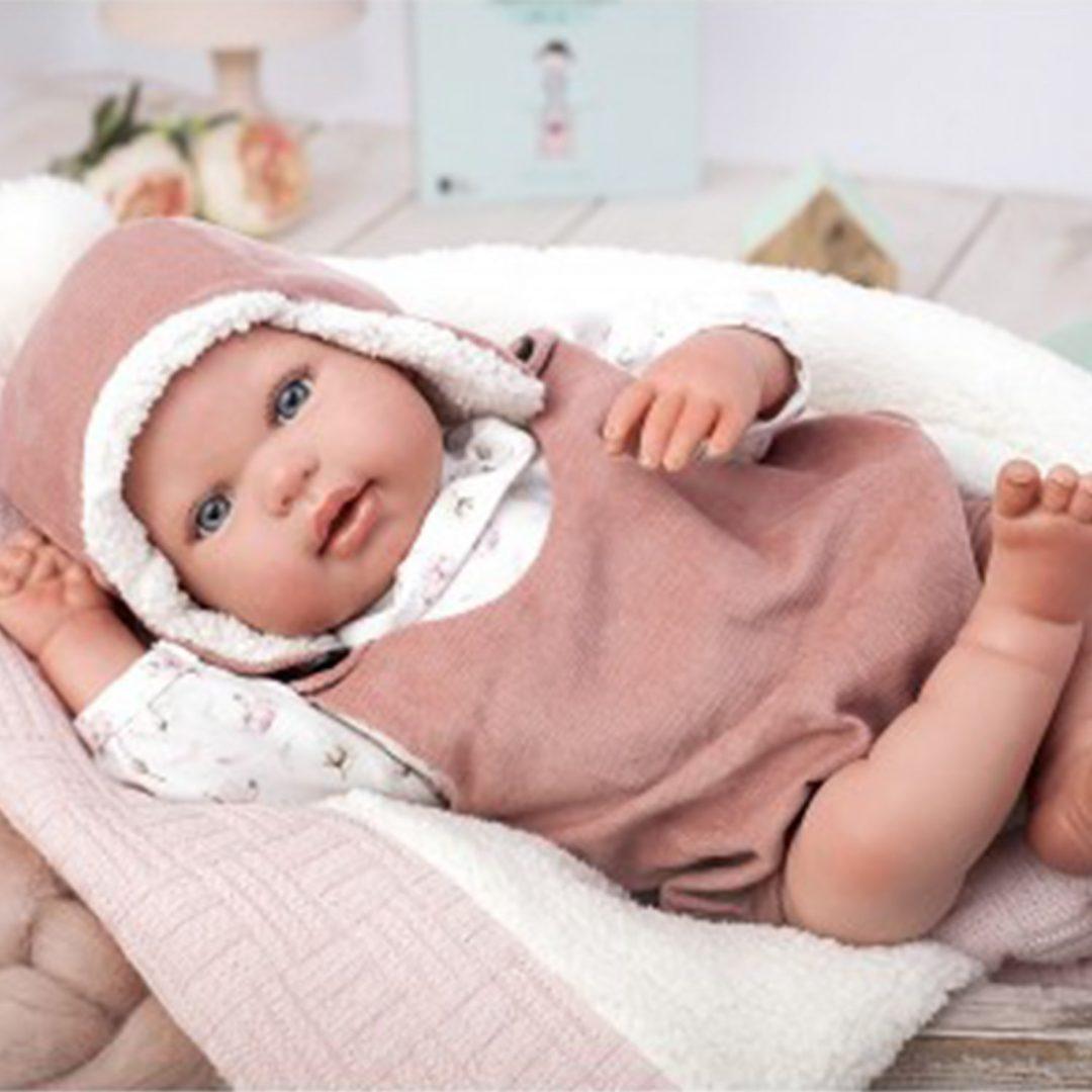 Arias Reborn Doll Gael Breathing Heartbeat