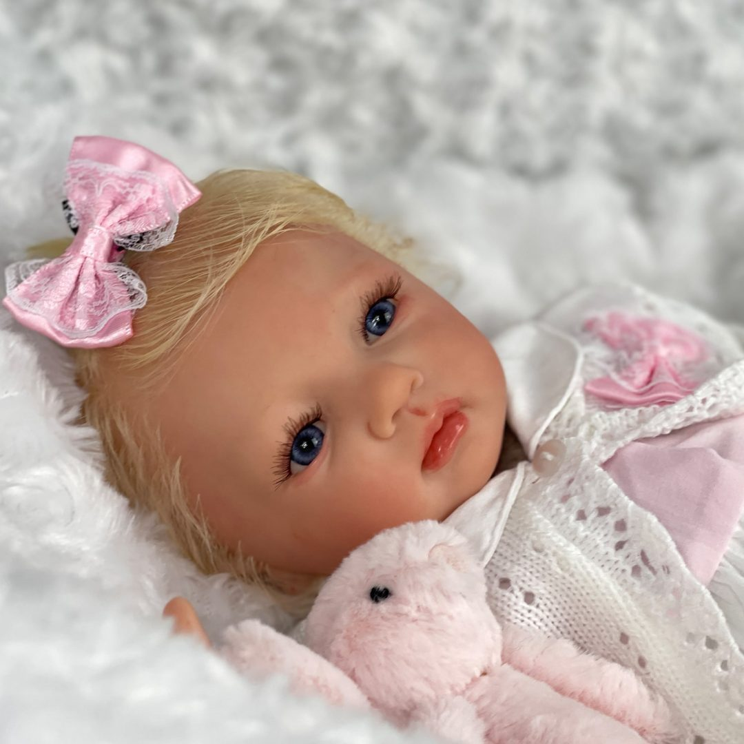 Betty Reborn Baby Doll Mary Shortle