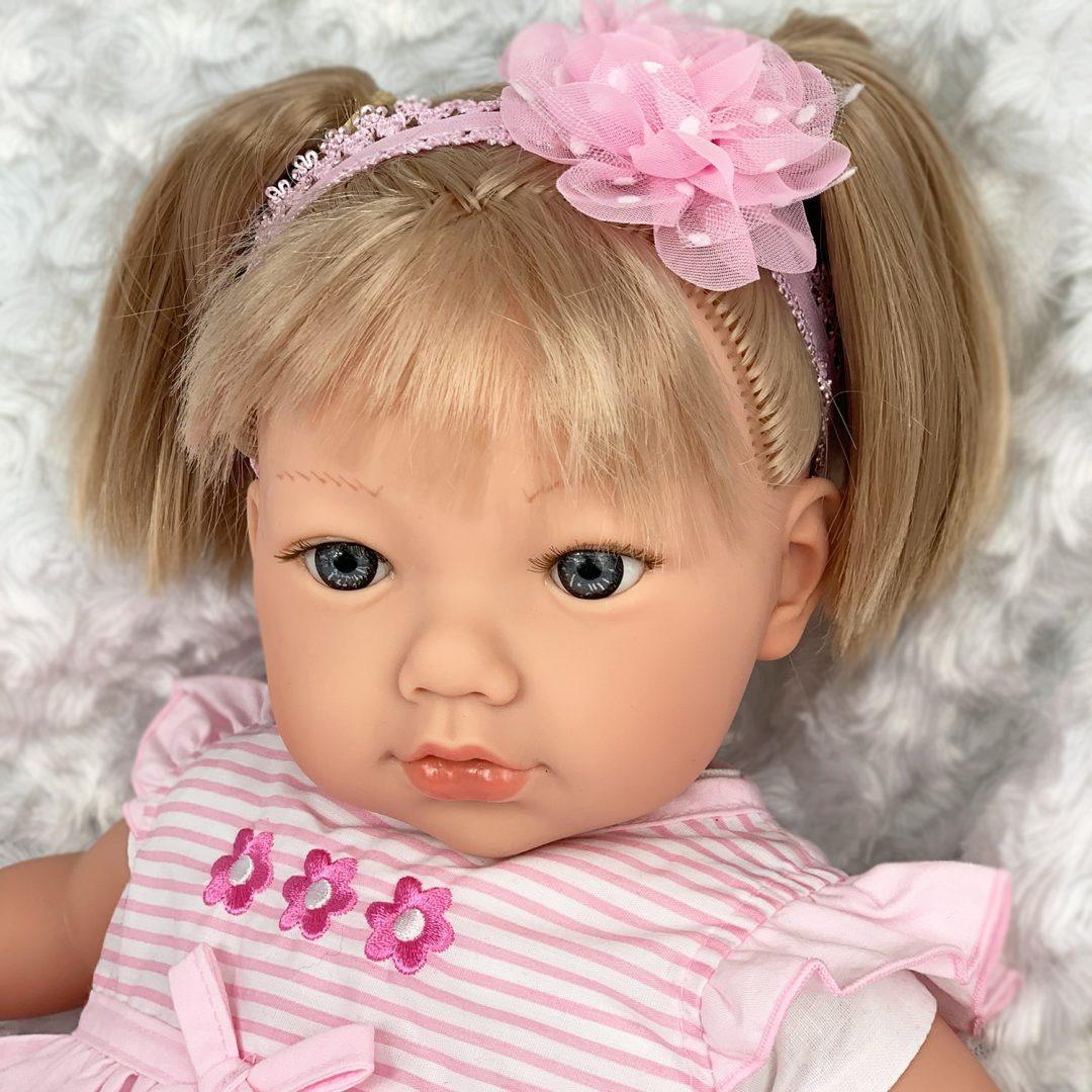 Bonnie Marina & Pau Girl Doll Mary Shortle