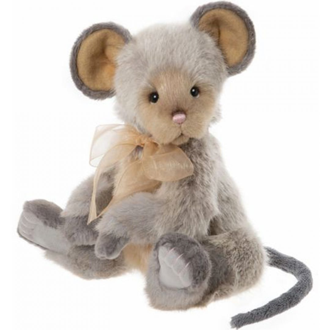 Charlie Bears Roulade Mouse Teddy