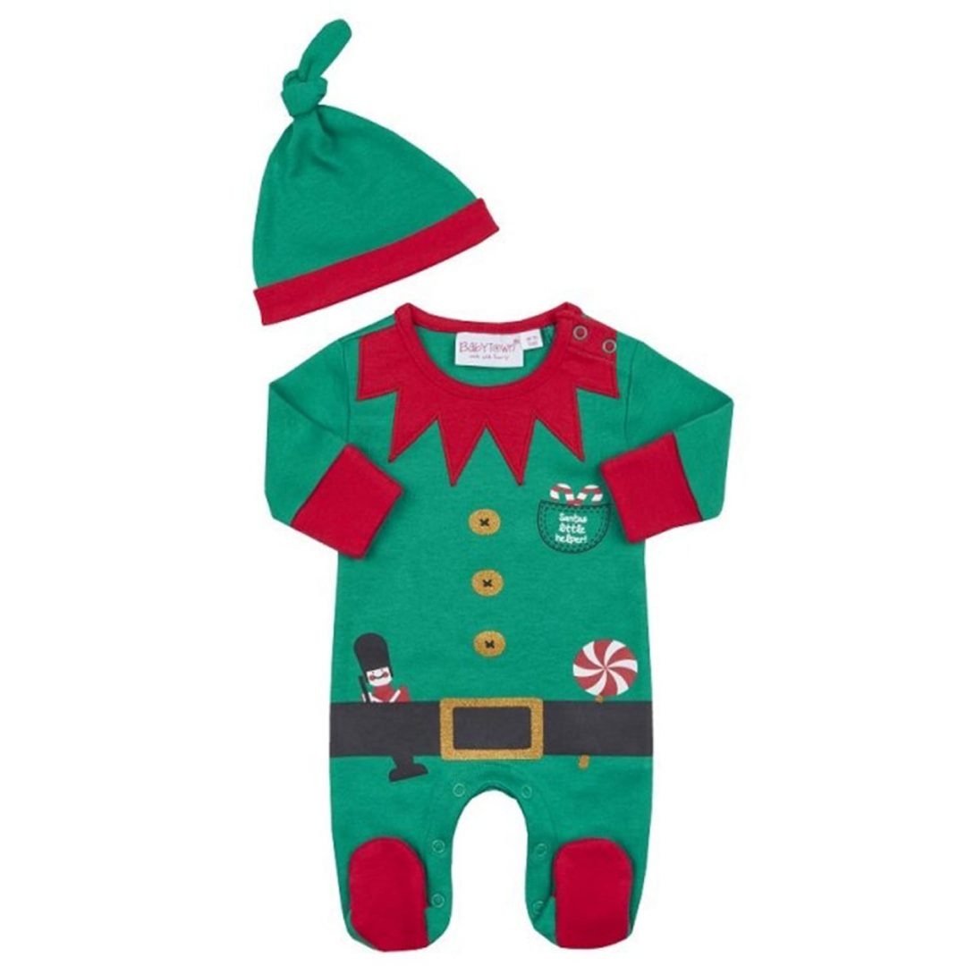 Christmas Elf Suit