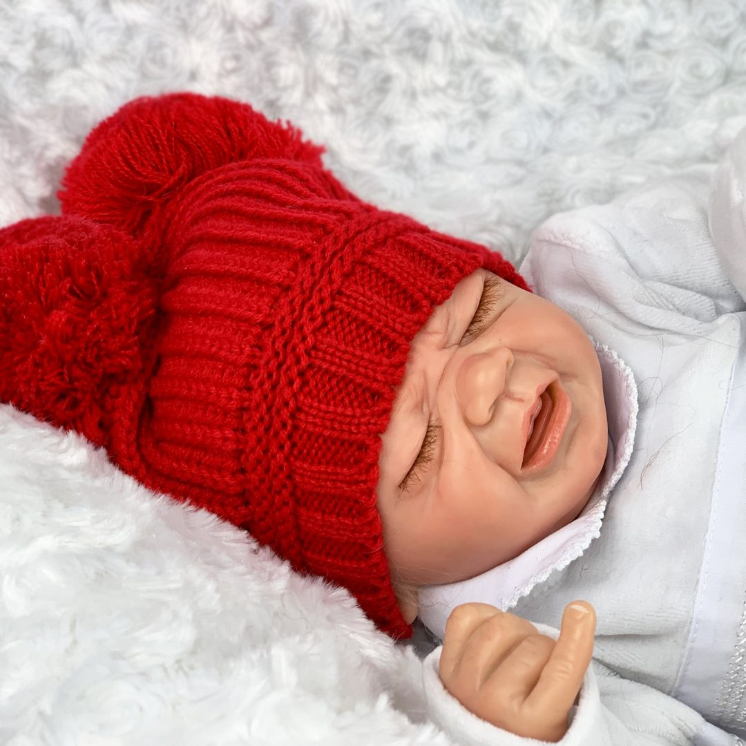 Eliza Reborn Boy Doll Mary Shortle