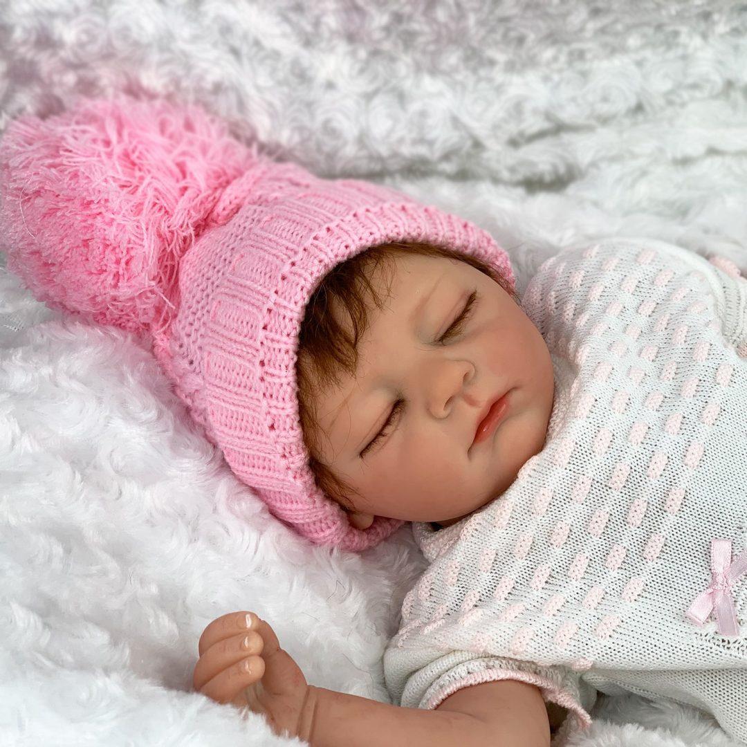 Jasmine Reborn Baby Doll Mary Shortle