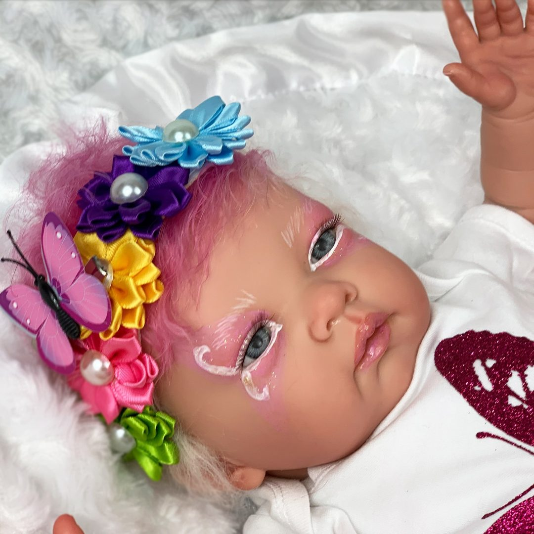 Lana Fantasy Baby Doll Reborn Mary Shortle