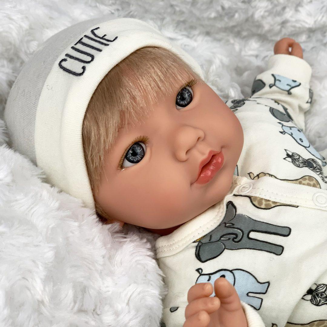 Little Joe Marina & Pau Baby Boy Doll Mary Shortle