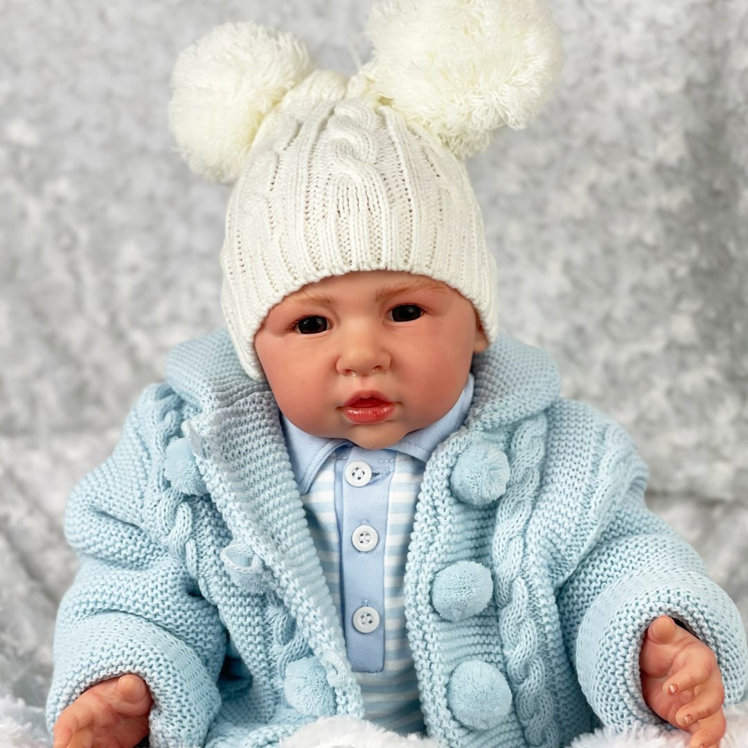 Luciano Reborn Baby Doll Mary Shortle 1-min