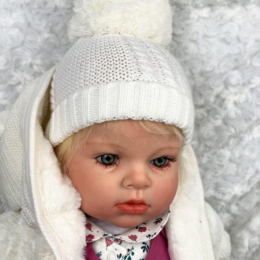 Reborn Toddler Arianna-Ann Doll Mary Shortle