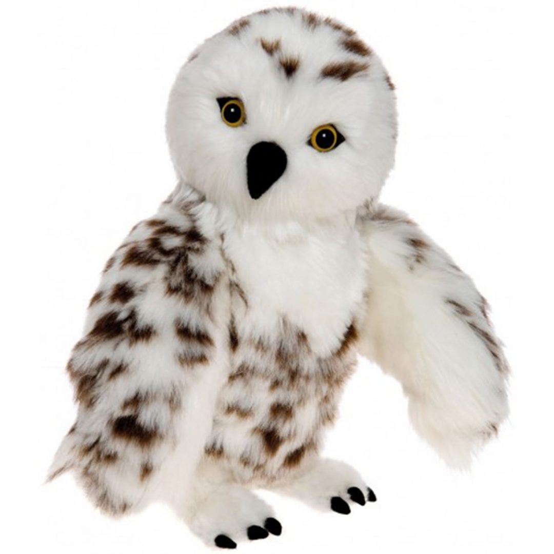 Skylar Owl Retired Charlie Bear-min