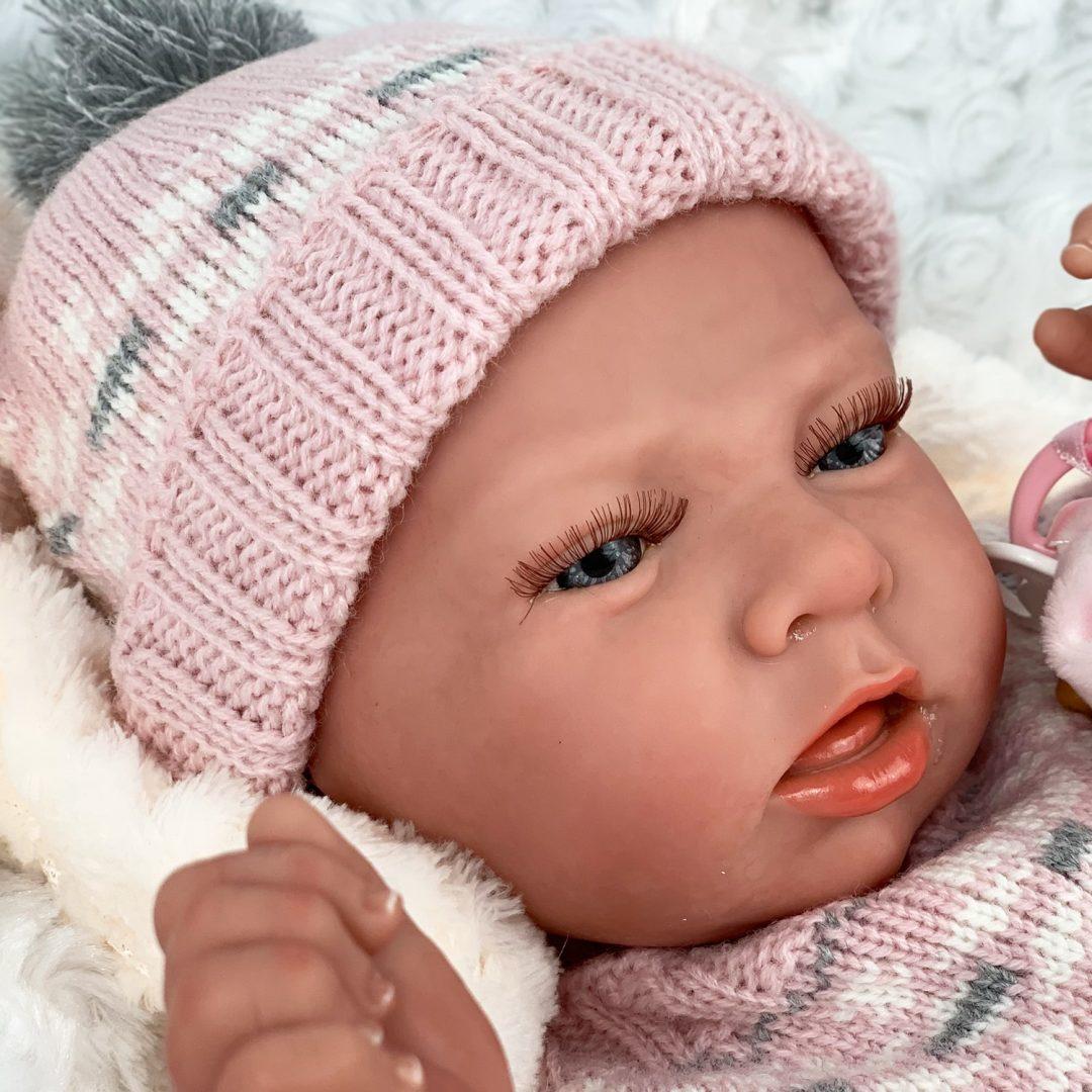 Skylar Reborn Baby Doll Mary Shortle