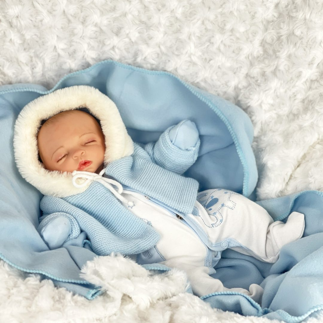 Sweet Dreams Cuddle Baby Mary Shortle 1-min