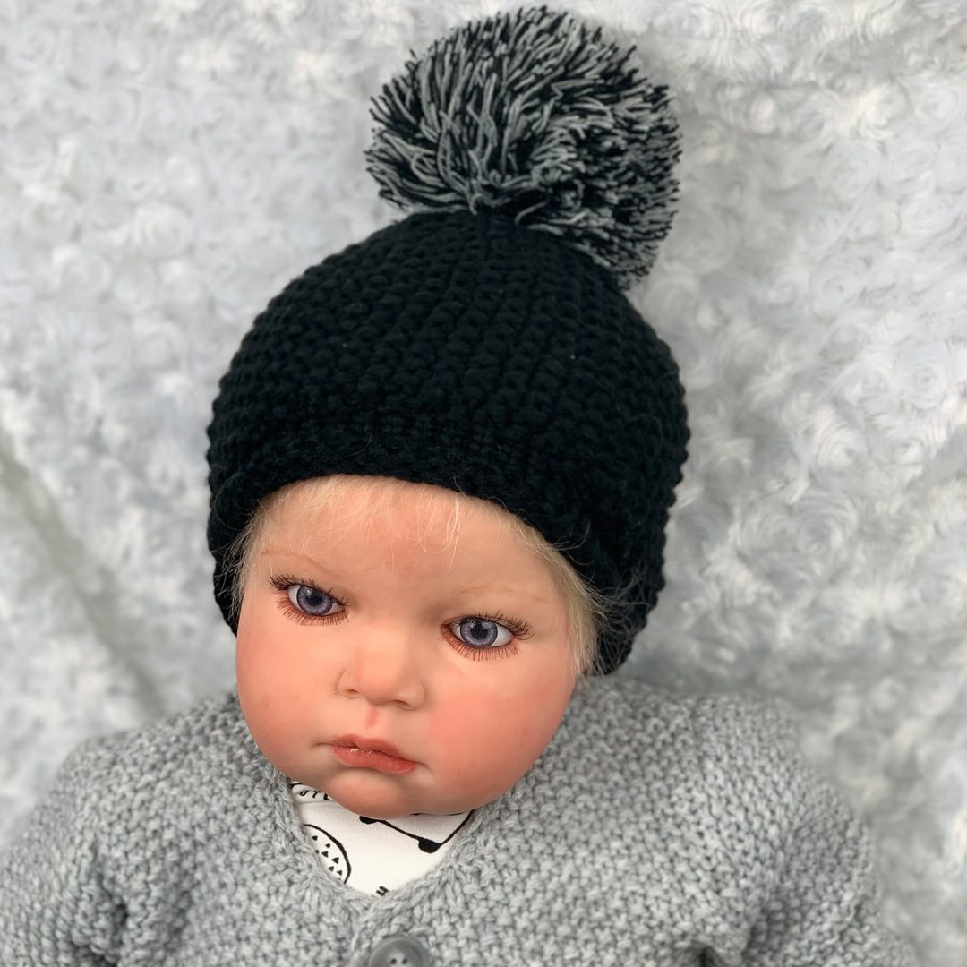 Tatum Toddler Reborn Girl Mary Shortle