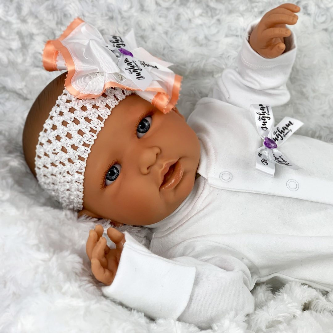 Amelia Play Doll Baby The Ingham Family Mary Shortle