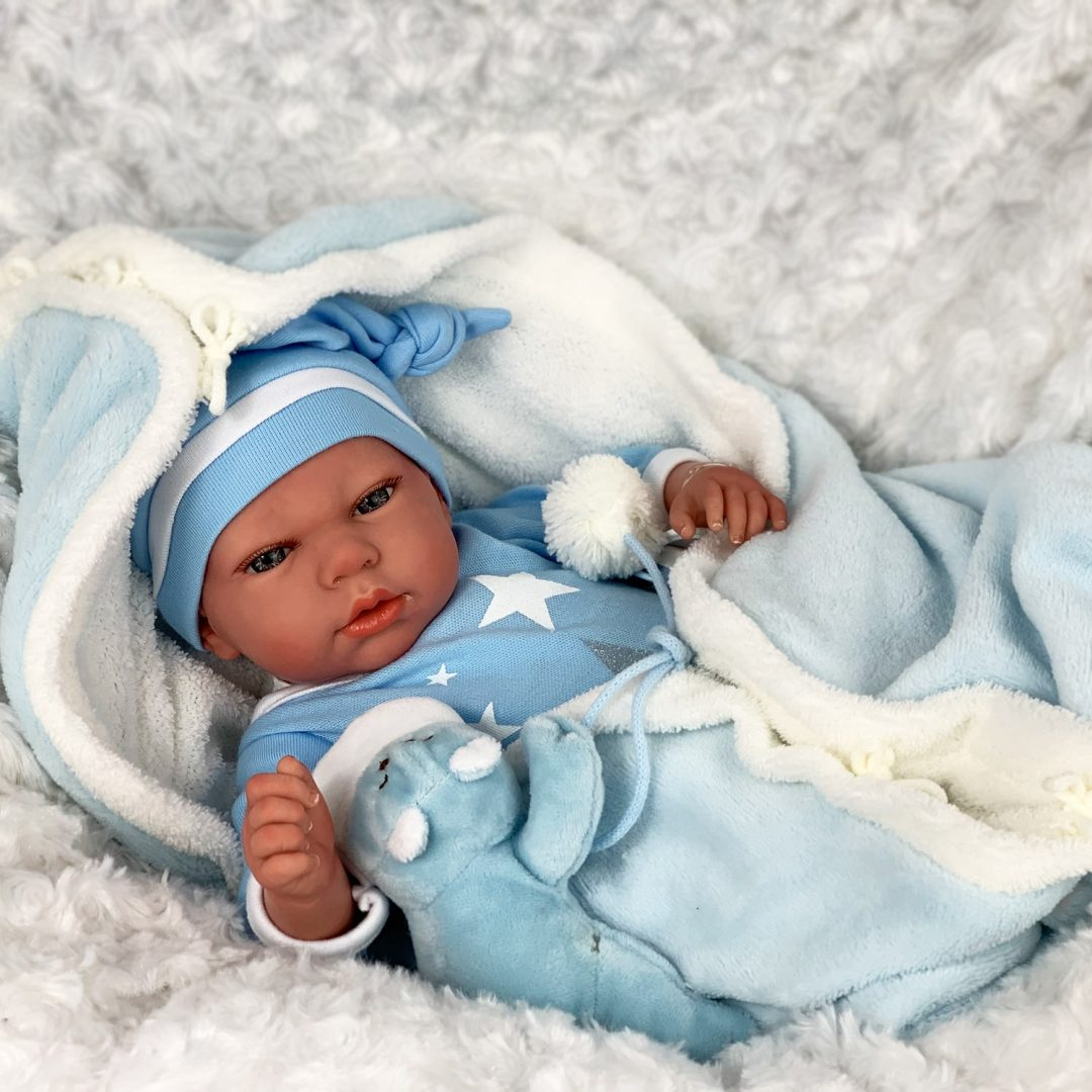Arias Reborn Baby Doll Benjamin Mary Shortle