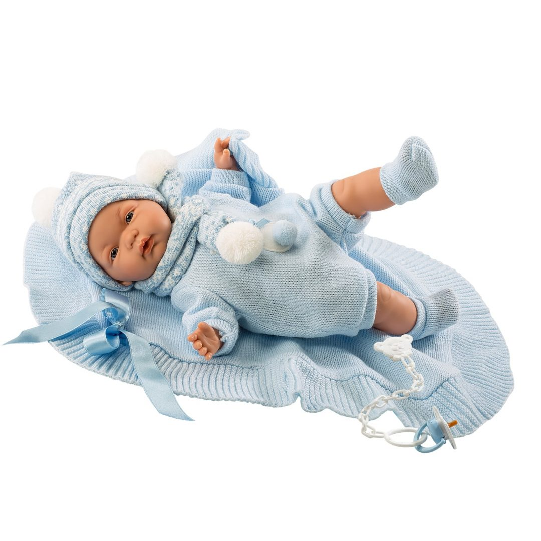 Chester Baby Play Doll Llorens Mary Shortle