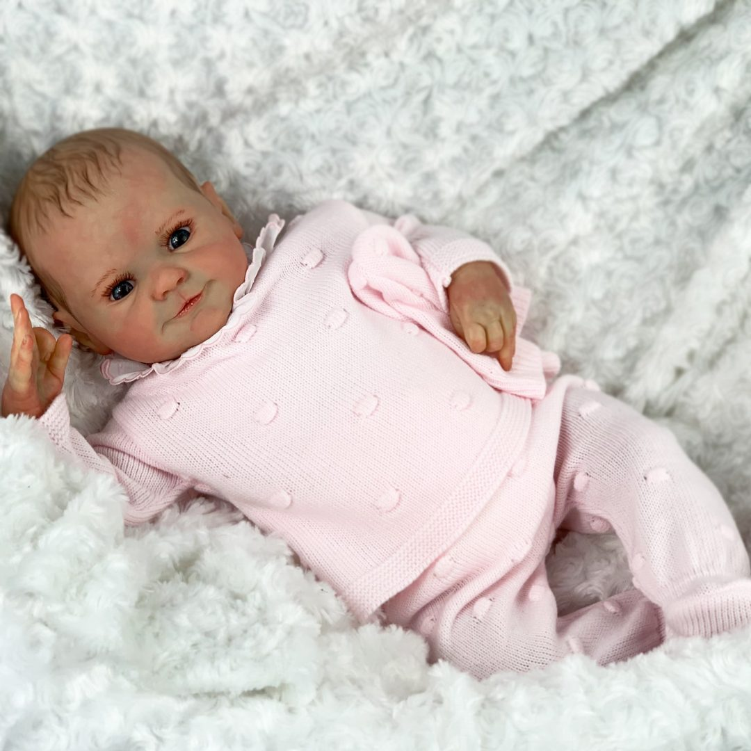Daisy Premier Reborn Baby Doll Mary Shortle