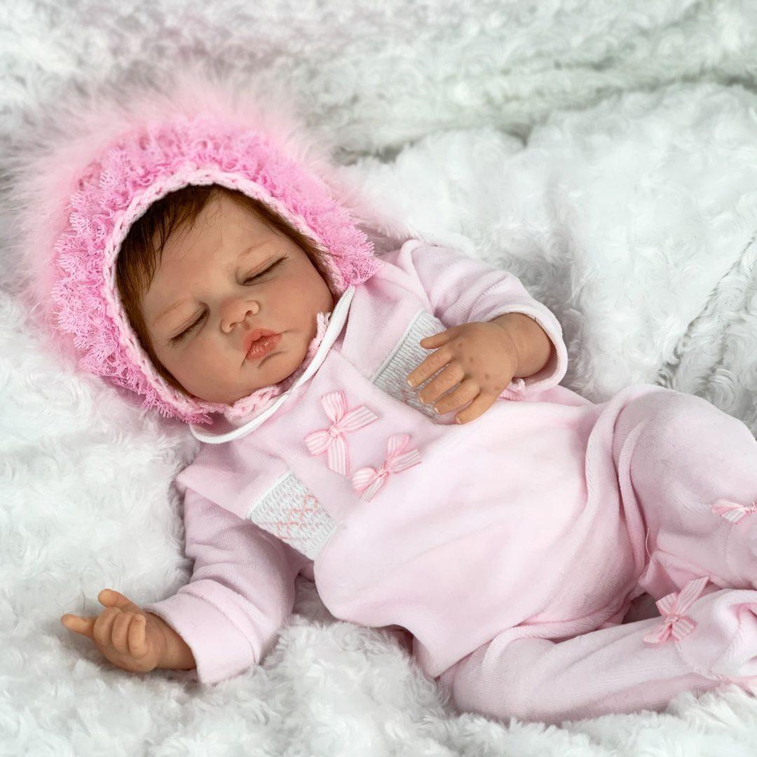 Esme Reborn Baby Doll Mary Shortle