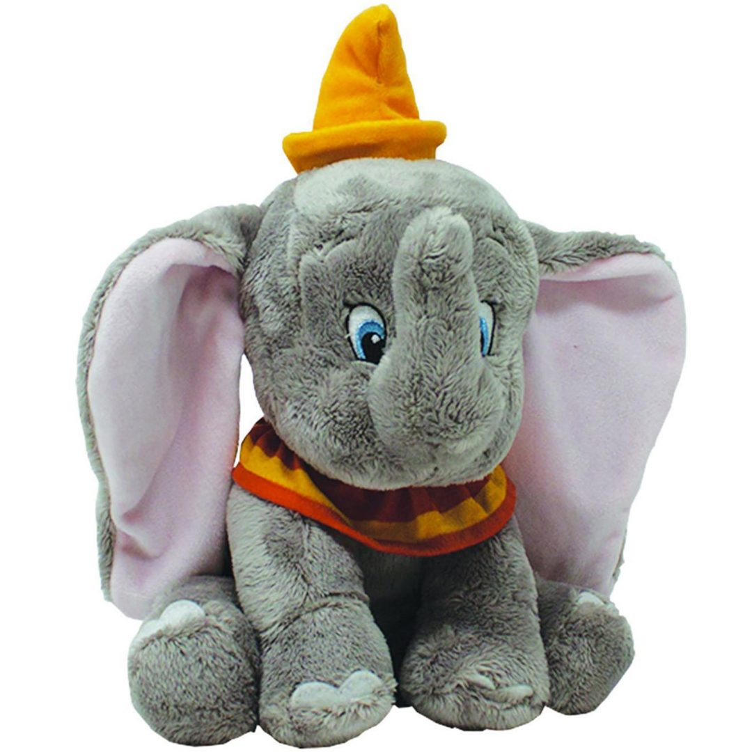 Giant Dumbo Rainbow Designs Teddy
