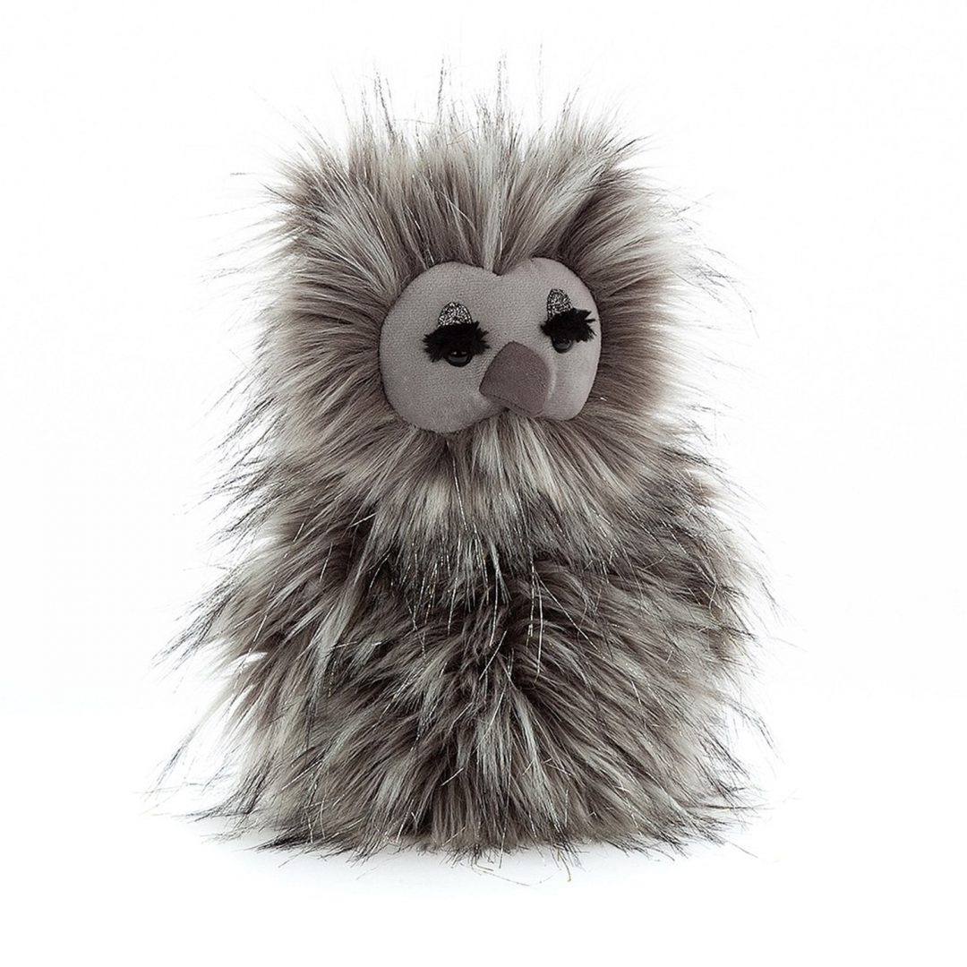 Gloria Owl Jellycat Teddy