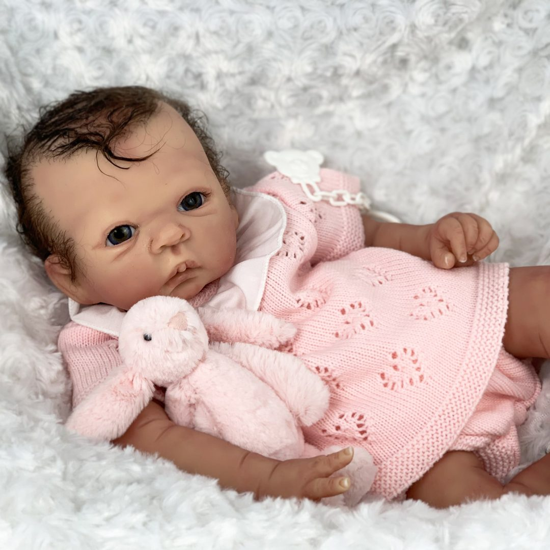 Liliana Partial Silicone Baby Doll Mary Shortle