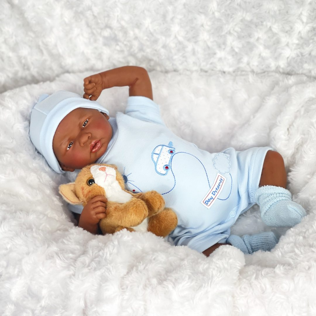 Marcus Reborn Baby Doll Mary Shortle-min
