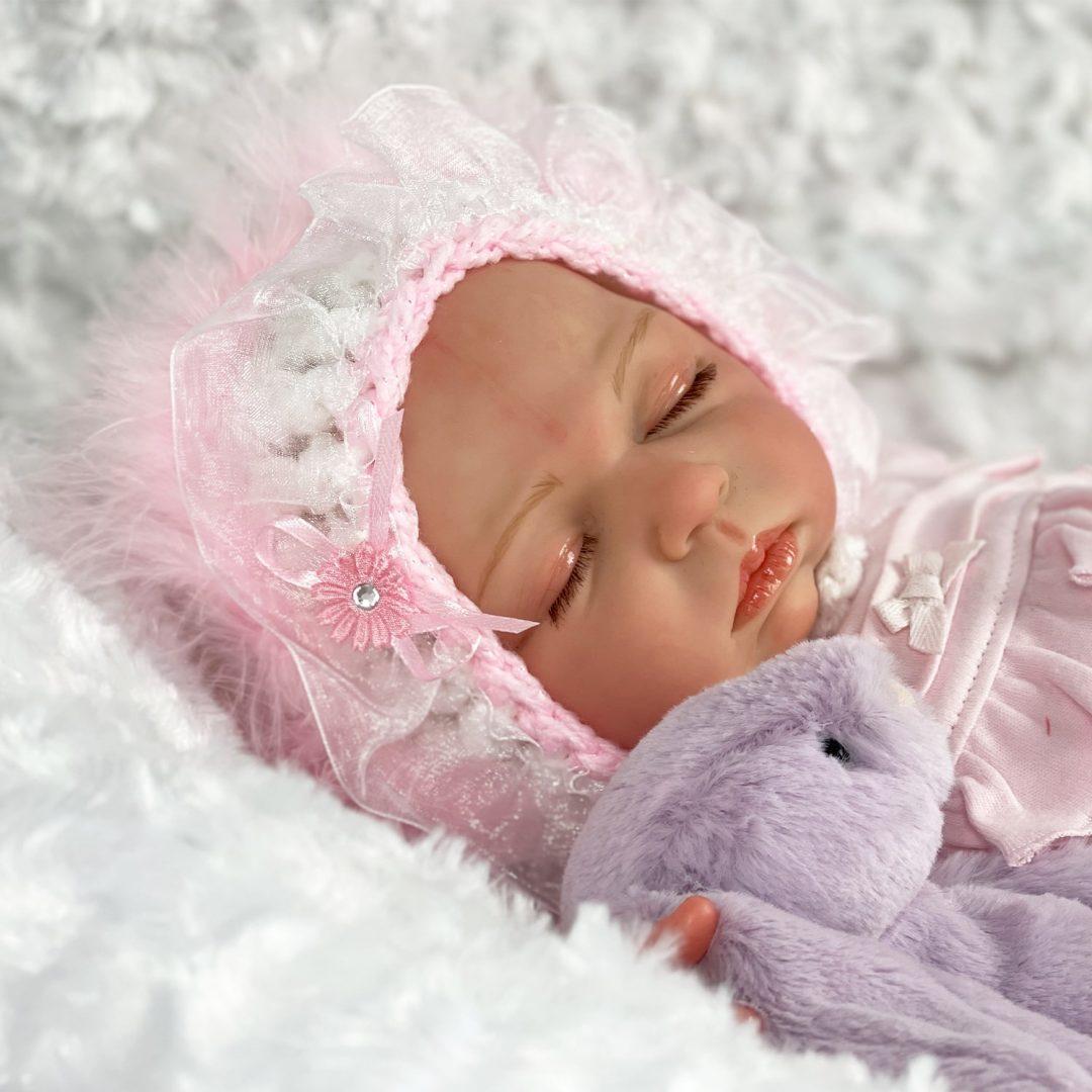 Night Night Rosie Reborn baby Mary Shortle-min