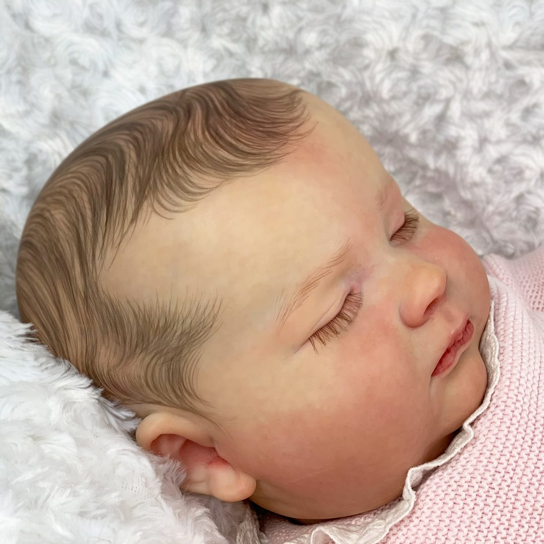 Premier Reborn Baby Doll Jodie Mary Shortle