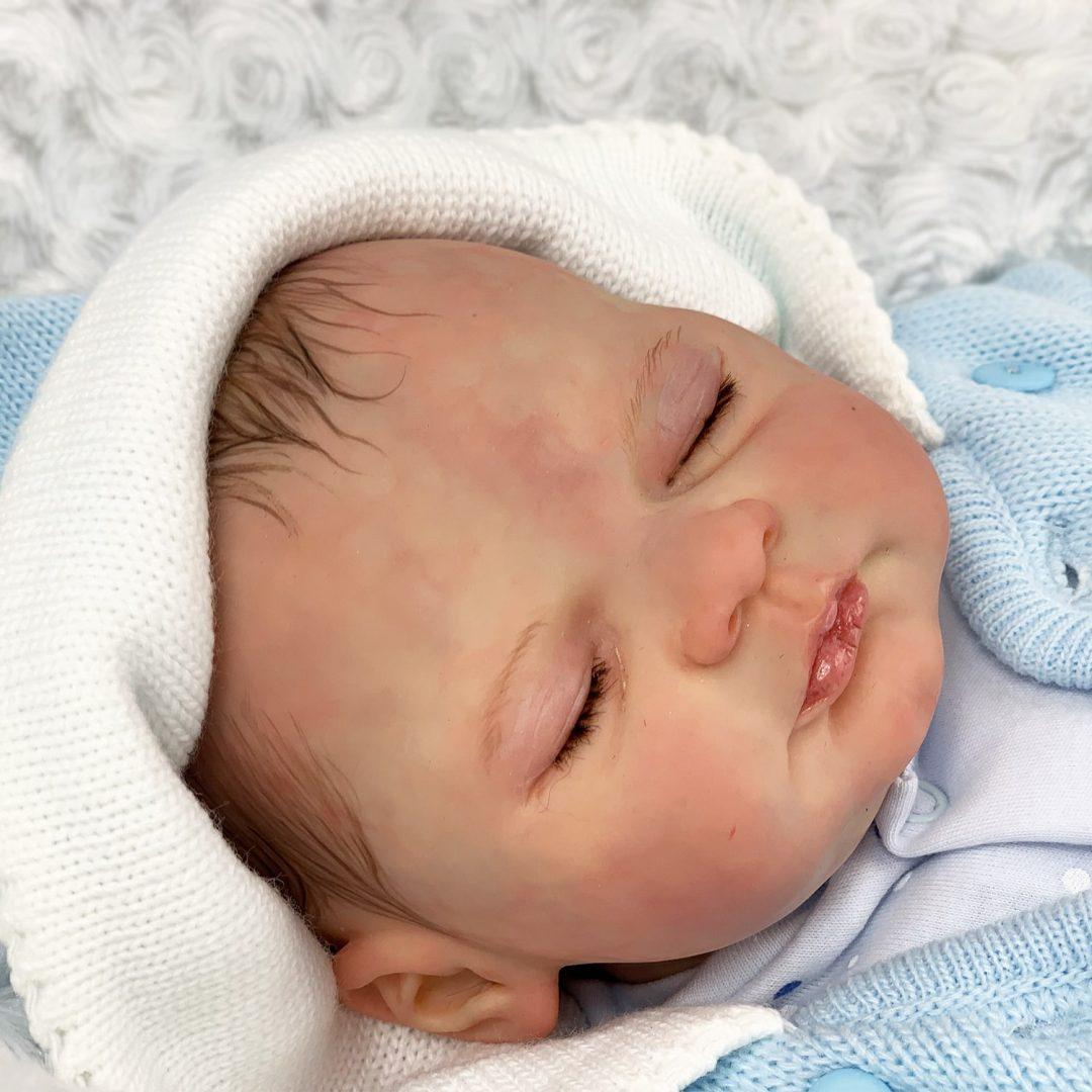 Tyson Premier Reborn Baby Doll Mary Shortle